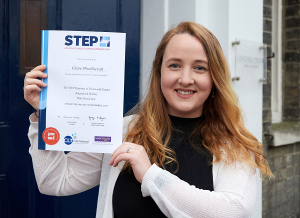 Claire_receiving_STEP_certificate.jpg