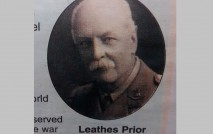 Leathes Prior is born