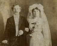 Leathes Prior's mother and father are married